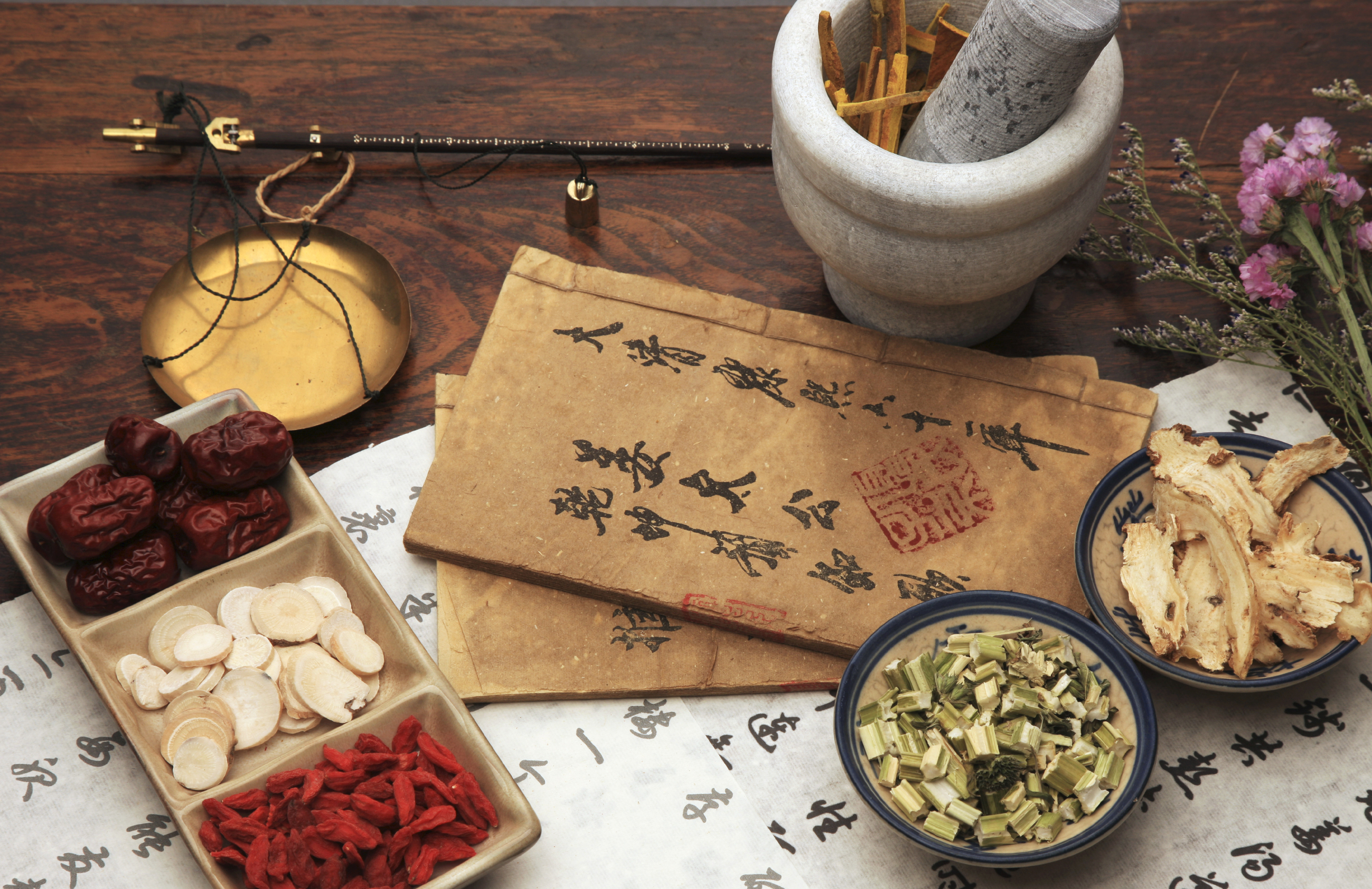 The Broad Street Practice » Chinese Herbal Medicine